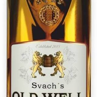 Svach's Old Well Whisky Pineau 0,5l 51,9% GB