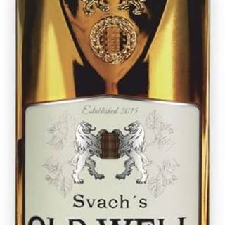Svach's Old Well Whisky Sherry 0,5l 42,4% GB