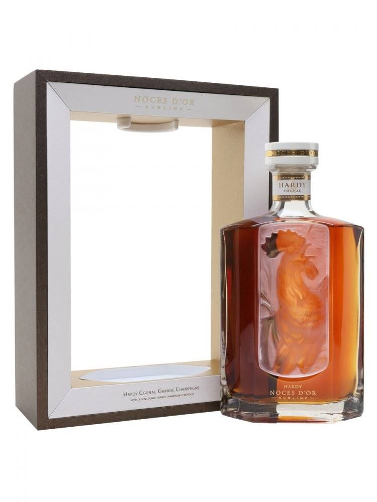 Hardy Hardy Noces d'Or Sublime 0,7l 40%