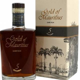 Gold of Mauritius 5y 0,7l 40%