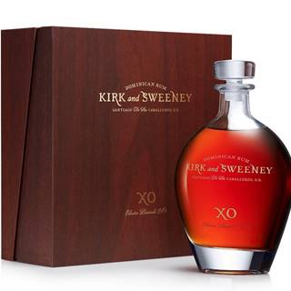 Kirk and Sweeney Cask Strength No.1 XO 25y 0,7l 65,5% L.E.