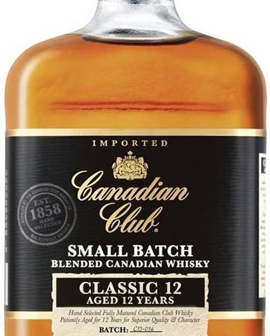 Whisky Canadian Club